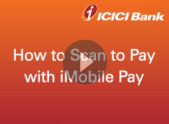 How to Scan to Pay with iMobile Pay for New Customers