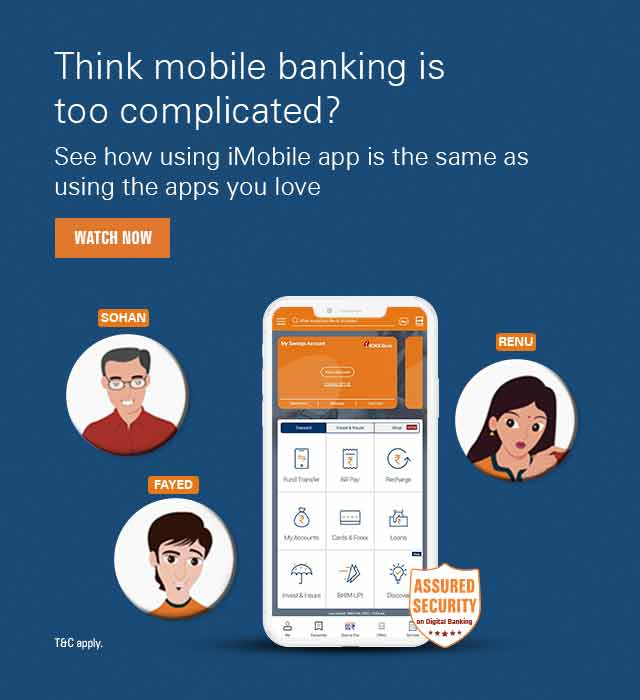 How to Download iMobile - Mobile Banking Application - ICICI Bank