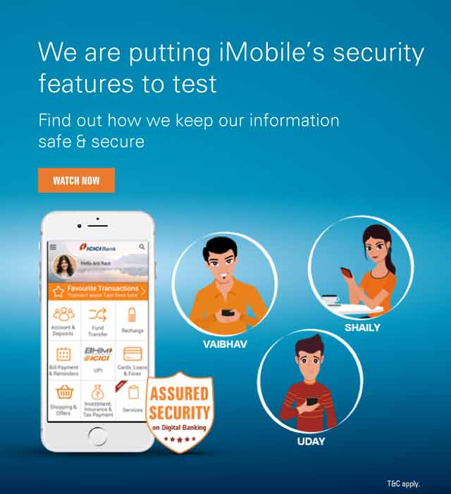 How to Download iMobile - Mobile Banking Application - ICICI