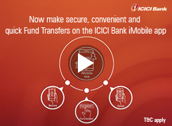 How to send money using iMobile app