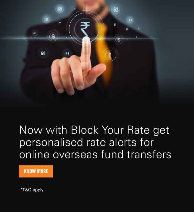Online Outward Money Transfer