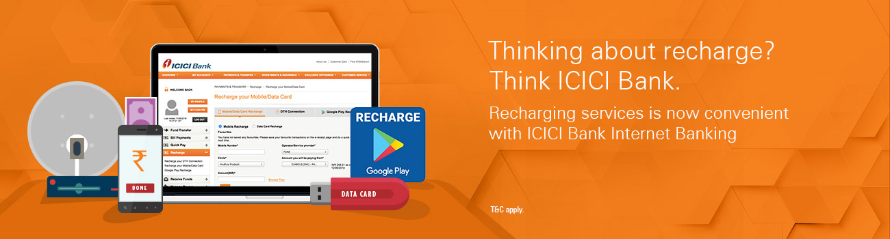 Recharge offer