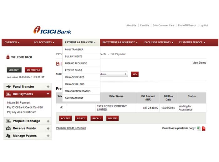 Hdfc Credit Card Payment From Icici Bank Poemview Co