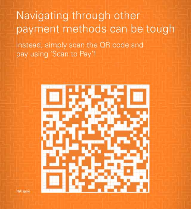 Scan to Pay - ICICI Bank