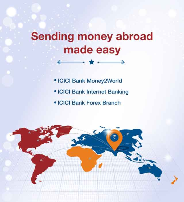 Send Money Overseas Icici Bank