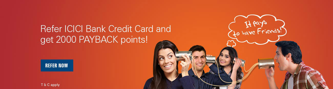 Credit Card Referral Program
