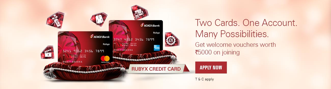 Rubyx Credit Card