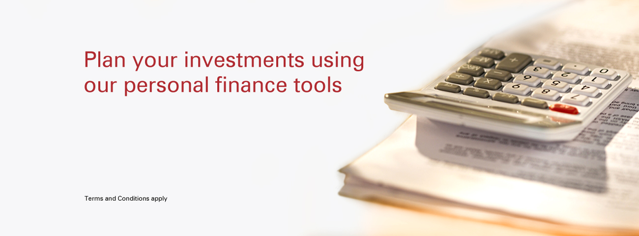 Finance Tools & Calculators