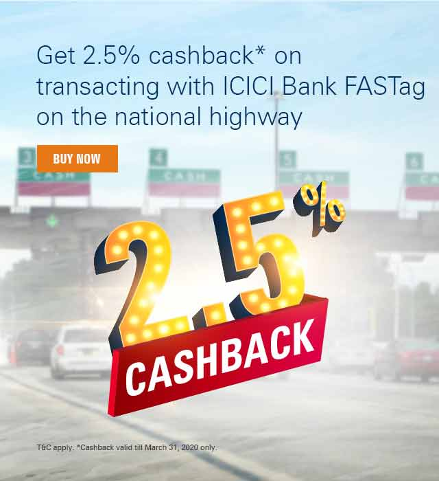 FASTag - Pay Highway Toll Online - Electronic Toll Collection