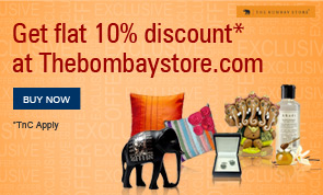 The Bombay Store Offer