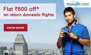 Musafir Offer