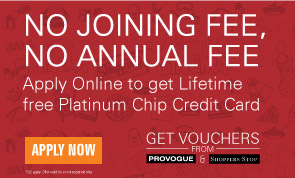 Platinum Chip Credit Card