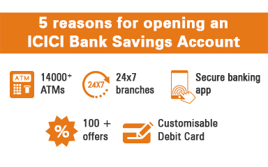 Apply Online Account Opening Icici Bank